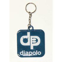 Kulcstartó - Diapolo - domború